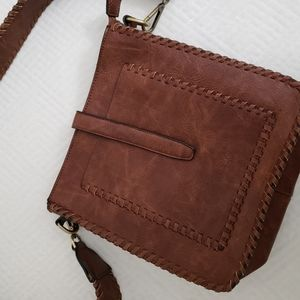 Antik Kraft- Faux leather purse